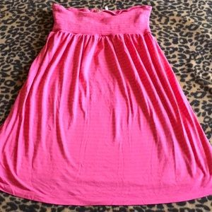 Juicy Couture Strapless Tunic / Dress